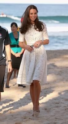 Herzogin Kate bei ihrem Besuch inSydney