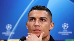 """Crisitano Ronaldo zu den Vergewaltigungsvorwürfen:""""Meine Anwälte sind sehr zuversichtlich und natürlich bin ich es auch."""""""