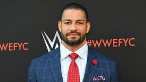 Roman Reigns auf einer Veranstaltung