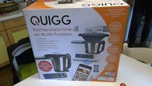 """stern TV hat """"Quigg"""" bei Zuschauern zu Hause ausgepackt und getestet."""