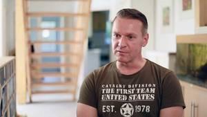 Frank Swoboda nach der Urteils-Verkündung im Gespräch mit stern TV.