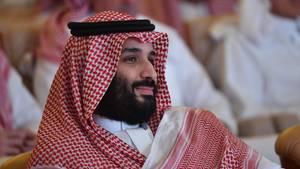 Standing Ovations für Kronprinz Mohammed bin Salman in Saudi-Arabien