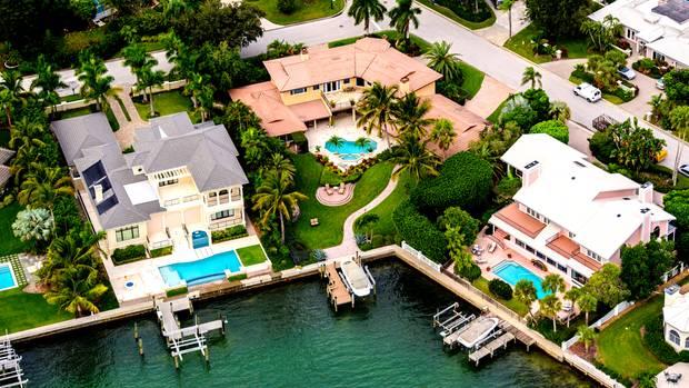 USA: Luxus-Villen in Florida