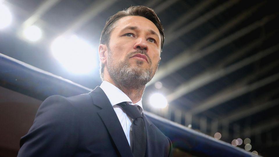 Bayern-Coach Niko Kovac
