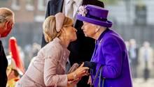 Máxima Queen Elizabeth II.
