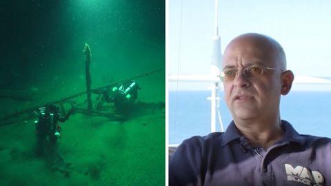 """238 Tote bei Schiffsunglück: Als eine Explosion die """"MV Dara"""" vor 60 Jahren im Persischen Golf versenkte"""