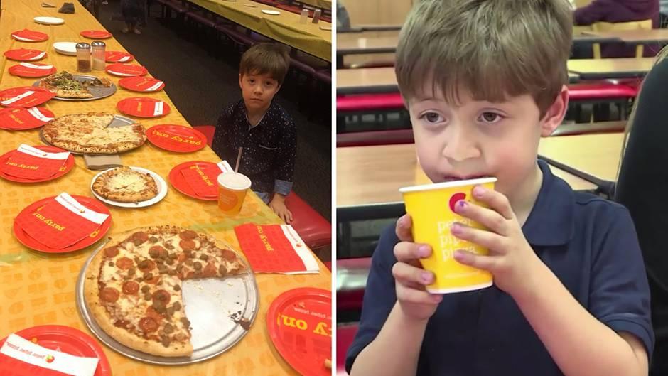 Sechsjähriger feiert Geburtstag – und keiner kommt zu seiner Party
