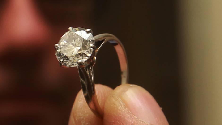 Mehrere Diamantringe wie diesen fand ein Paar aus Sydney