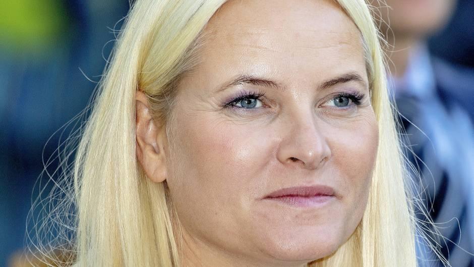 Norwegische Königsfamilie: Mette-Marit leidet an chronischer Lungenkrankheit – arbeiten will sie trotzdem