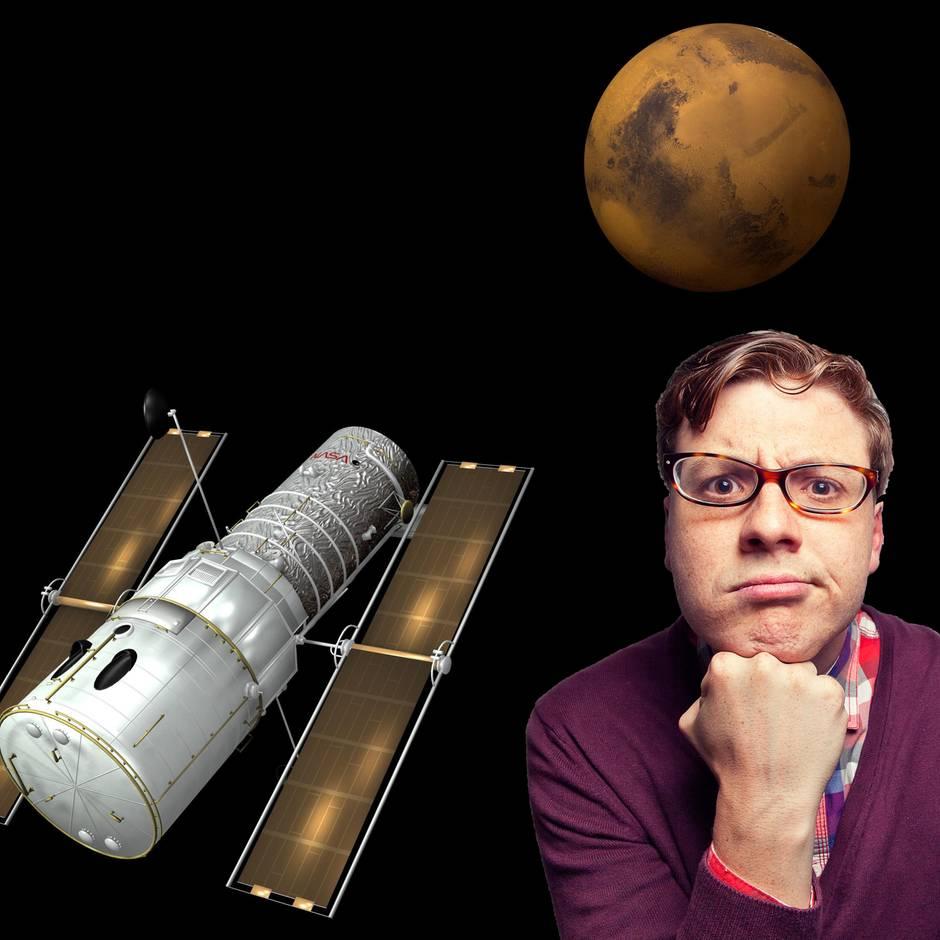 Raumfahrt: Hubble-Teleskop funktioniert nicht – NASA schaltet es erst mal aus und wieder ein