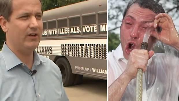 Midterms: Die kuriosesten Werbevideos zu den Midterm-Wahlen
