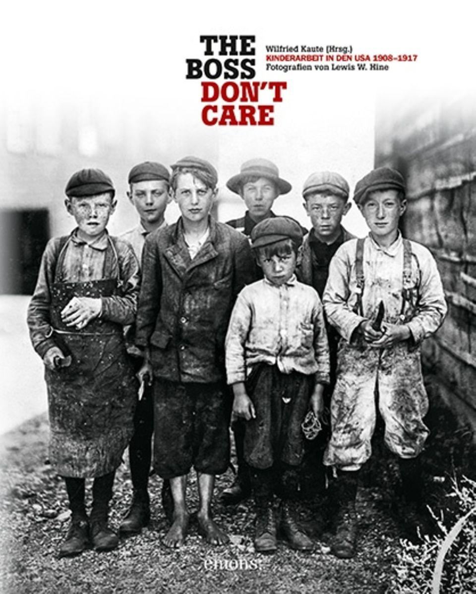 Ausbeutung: Dieser Fotograf beendete das Elend der Kinderarbeit in den USA