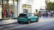 VW T Cross 2019 - optisch gewohnt unspektakulär