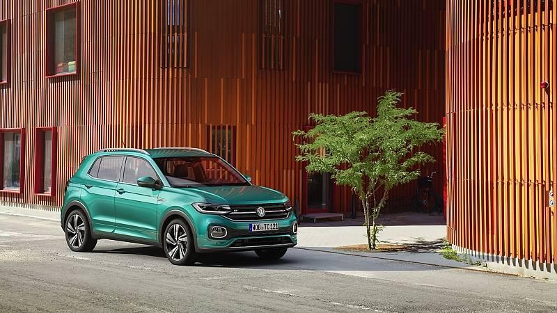 T Cross Volkswagens Mini Suv Auf Polo Basis Stern De