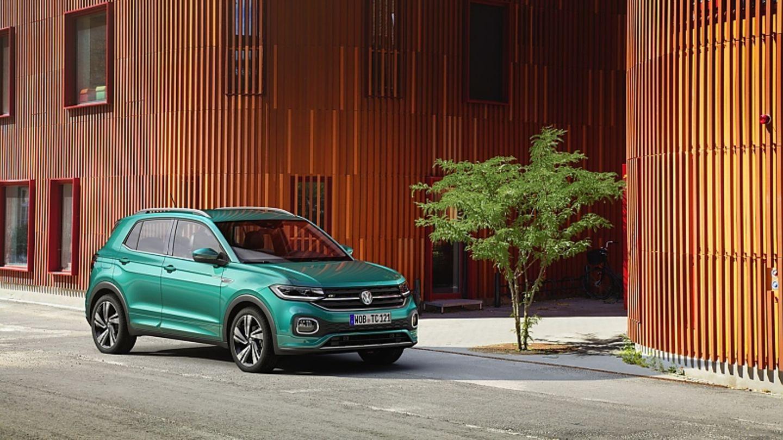 VW T Cross 2019 - das neue kleine SUV von VW dürfte das nächste Erfolgsmodell werden