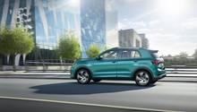 VW T Cross 2019 - ein Allradantrieb bleibt außen vor