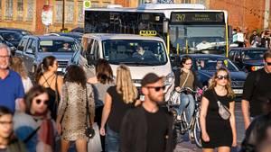 Neues Verkehrskonzept gesucht für Autofahrer, Radfahrer und Fußgänger