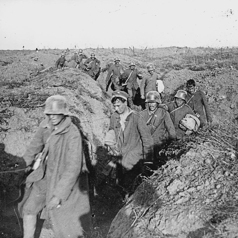 Ende des Ersten Weltkriegs: Wie die Rebellion von Matrosen und Soldaten den Untergang des Kaiserreiches besiegelte