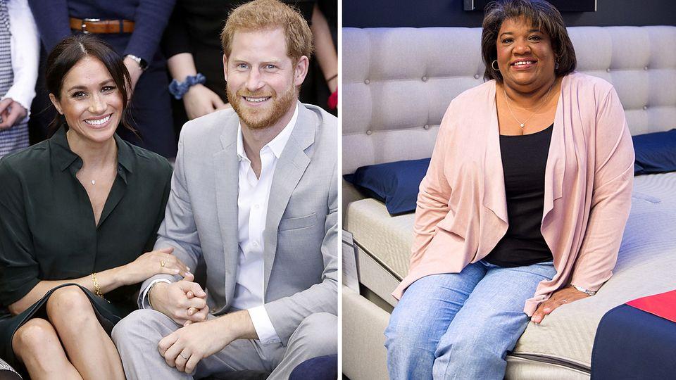 Herzogin Meghan und Prinz Harry verlassen sich zukünftig auf die Dienstevon ConnieSimpson