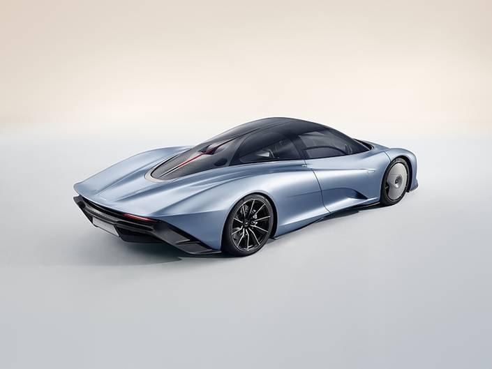 McLaren Speedtail - alle 106 Fahrzeuge sind bereits vorbestellt