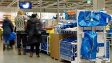 Ikea - Frankreich - Festnahme