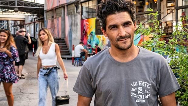 Bruno Gomes führt ein kleines Reiseunternehmen und setzt auf nachhaltigen Tourismus