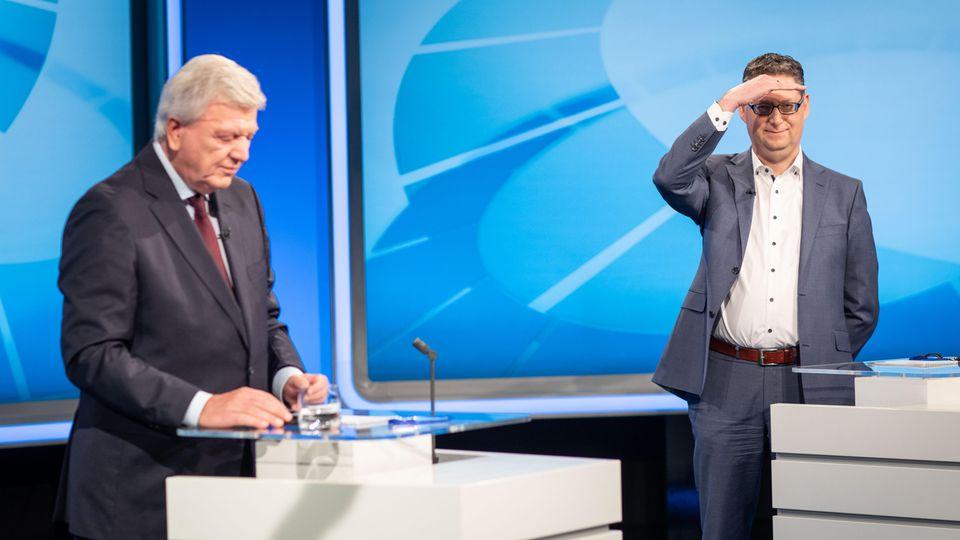 Warum die Landtagswahl in Hessen die GroKo in Berlin killen könnte