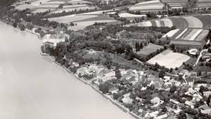 Österreich vor dem Zweiten Weltkrieg: Wo sind diese Luftaufnahmen gemacht worden?