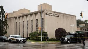 Pittsburgh: Antisemitischer Attentäter tötet elf Menschen in Synagoge