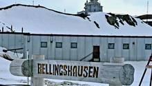 Die Bellingshausen-Station ist eine russische Einrichtung.