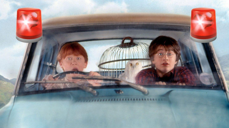 """Recht und Ordnung mit """"Harry Potter"""""""