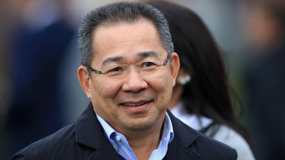 Der Besitzer von Leicester City Vichai Srivaddhanaprabha