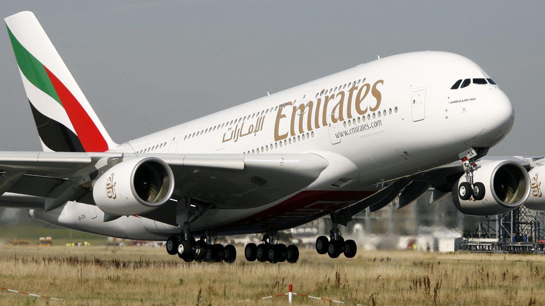 A380: Erster Jet für Emirates