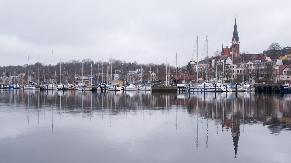 Die Hafenstadt Flensburg
