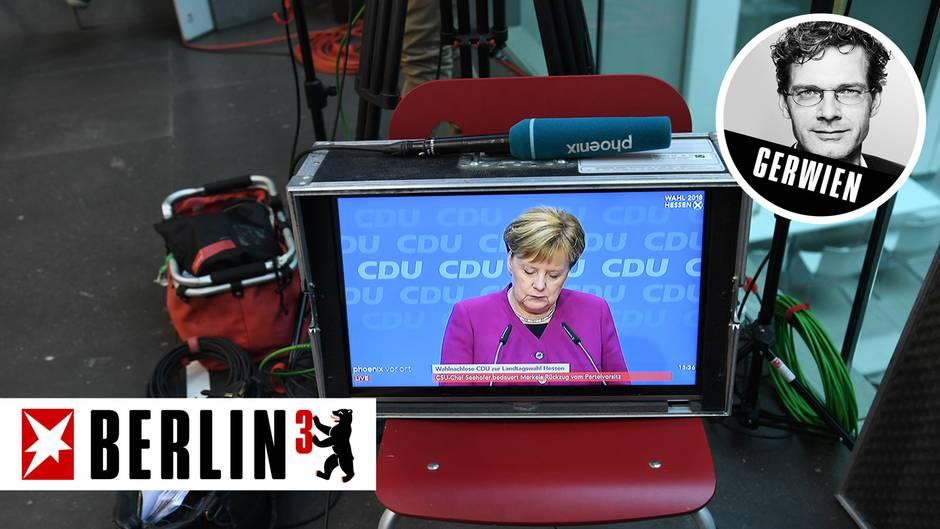 Merkel Kommentar Teaser