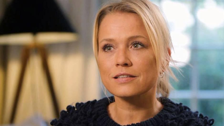 Moderatorin und Schauspielerin Nova Meierhenrich (44) spricht über ihre Depression.