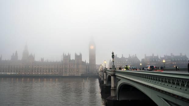 Der Big Ben in London