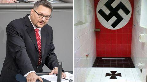 Stefan Keuter(AfD) spricht im Bundestag