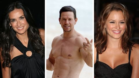 Demi Moore, Mark Wahlberg und Leighton Meester