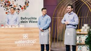 """Die Waterdrop-Erfinder in der """"Höhle der Löwen"""""""