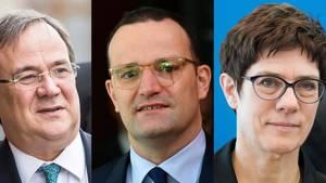 CDU-Kandidaten