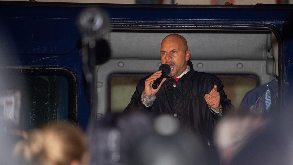 Stefan Räpple, AfD-Landtagsabgeordneter in Baden-Württemberg