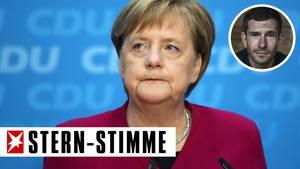 Nach der Landtagswahl in Hessen gab Angela Merkel ihren Rückzug als CDU-Vorsitzende bekannt