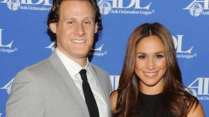 Meghan Markle und ihr erster Ehemann Trevor Engelson