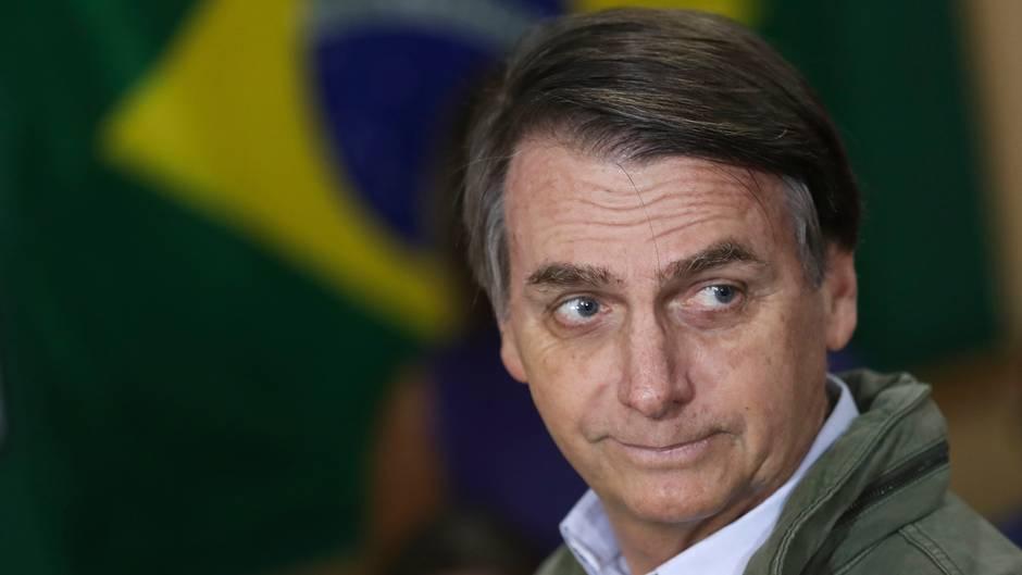 Jair Bolsonaro : Das sind die fragwürdigsten Zitate des neuen brasilianischen Präsidenten