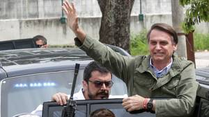 Brasiliens neuer Präsident Jair Bolsonaro