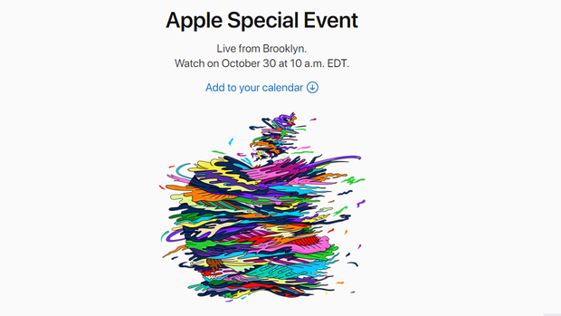 Apple Special Event Oktober Livestream