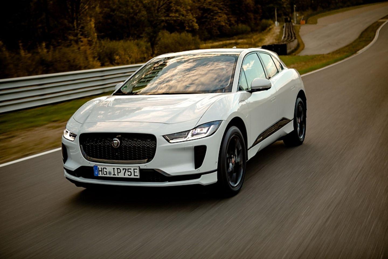 Jaguar i-Pace GCOTY 2019