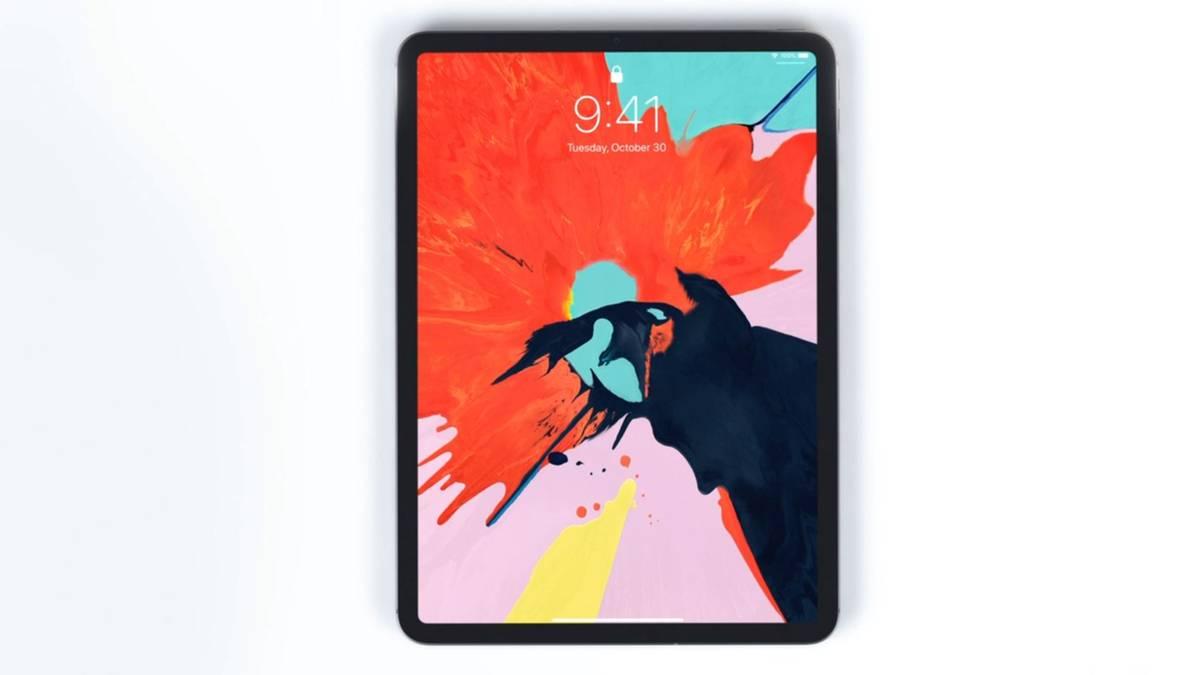 Keynote 2018: Größer, schärfer, schlanker: Das ist die Neuerfindung des iPads