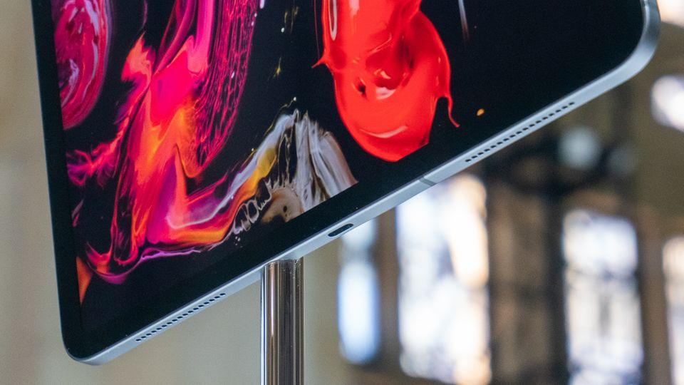 Erstes iOS-Gerät mit USB-C: Die größte Revolution beim iPad ist nicht das Display